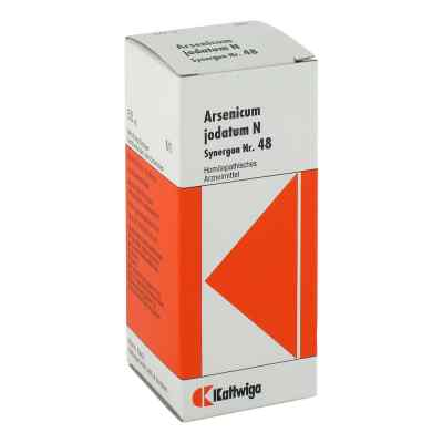 Synergon 48 Arsenum jodatum N Tropfen  bei juvalis.de bestellen