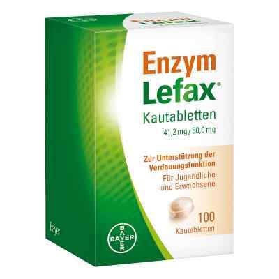 Enzym Lefax Kautabletten  bei juvalis.de bestellen