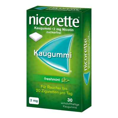 Nicorette 2mg freshmint  bei juvalis.de bestellen