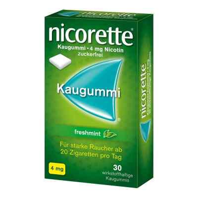 Nicorette 4mg freshmint  bei juvalis.de bestellen