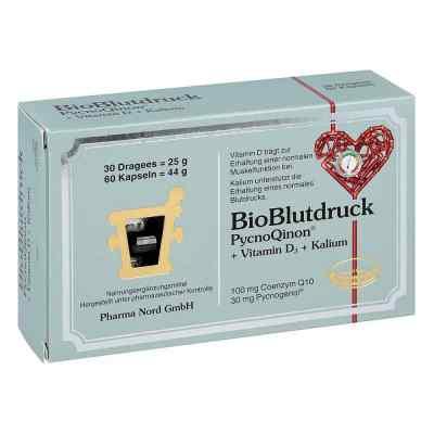 Bioblutdruck Dragees+kapseln Kombipackung  bei juvalis.de bestellen
