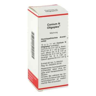 Conium N Oligoplex Liquidum  bei juvalis.de bestellen