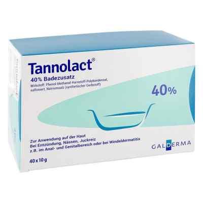 Tannolact 40% Badezusatz Beutel  bei juvalis.de bestellen