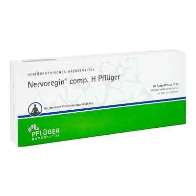 Nervoregin compositus H Pflüger Ampullen  bei juvalis.de bestellen