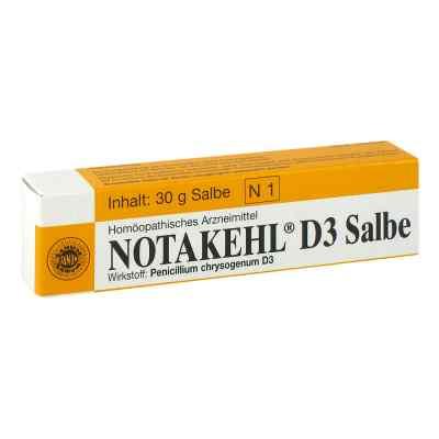 Notakehl D3 Salbe  bei juvalis.de bestellen
