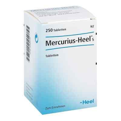 Mercurius Heel S Tabletten  bei juvalis.de bestellen