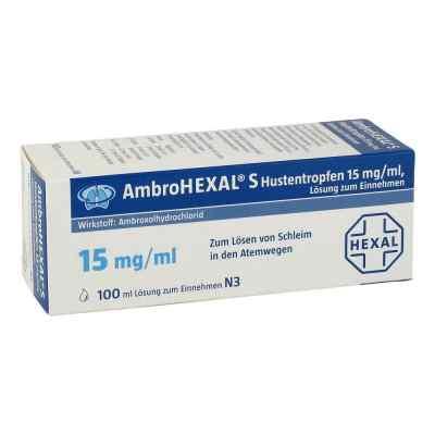 AmbroHEXAL S Hustentropfen 15mg/ml  bei juvalis.de bestellen