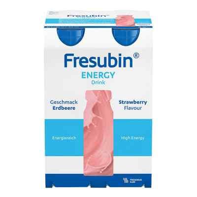 Fresubin Energy Drink Erdbeere Trinkflasche  bei juvalis.de bestellen