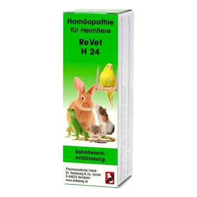Revet H 24 veterinär  Globuli  bei juvalis.de bestellen