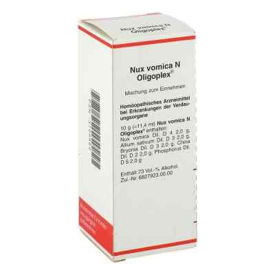 Nux Vomica N Oligoplex Liquidum  bei juvalis.de bestellen