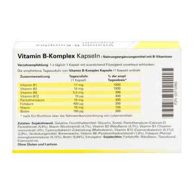 Vitamin B-Komplex Kapseln  bei juvalis.de bestellen