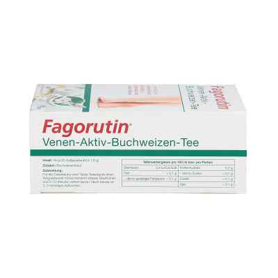 Fagorutin Venen-aktiv-buchweizen-tee Filterbeutel  bei juvalis.de bestellen