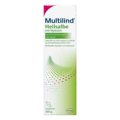 Multilind Heilsalbe mit Nystatin  bei juvalis.de bestellen