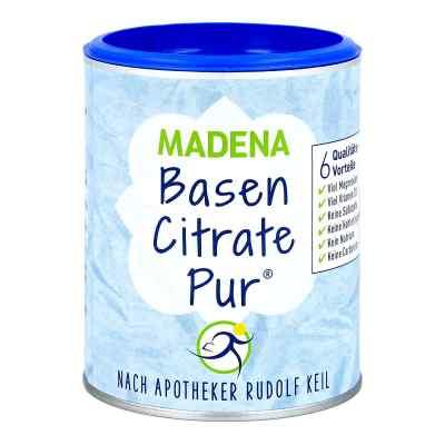 Basen Citrate Pur Pulver nach Apotheker Rudolf Keil  bei juvalis.de bestellen