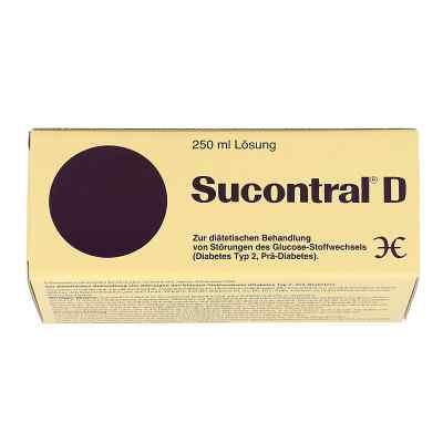 Sucontral D Diabetiker Lösung  bei juvalis.de bestellen