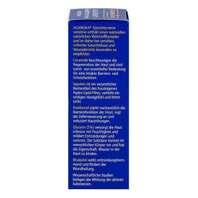 Allergika Gesichtscreme sensitive  bei juvalis.de bestellen