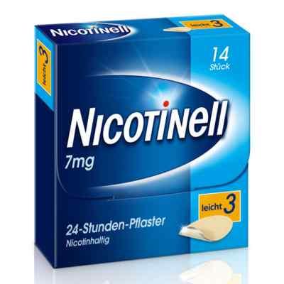 Nicotinell 7 mg (ehemals 17,5 mg) 24-Stunden-Pflaster  bei juvalis.de bestellen