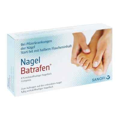 Nagel Batrafen Lösung Nagellack bei Nagelpilz Erkrankungen  bei juvalis.de bestellen