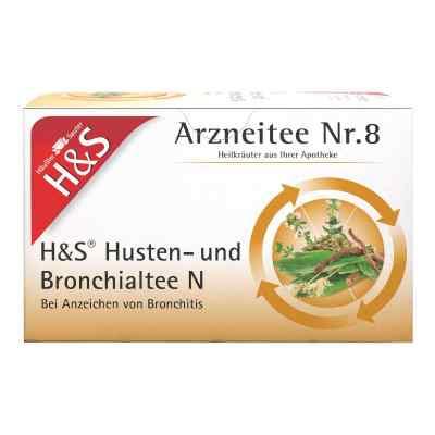 H&S Husten-und Bronchialtee N  bei juvalis.de bestellen