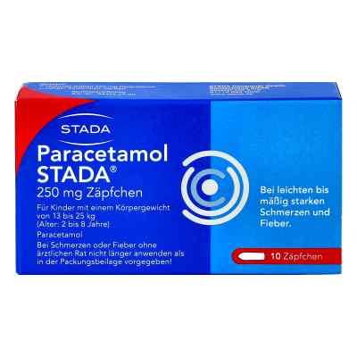 Paracetamol STADA 250mg  bei juvalis.de bestellen
