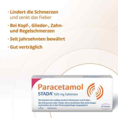 Paracetamol STADA 500mg  bei juvalis.de bestellen