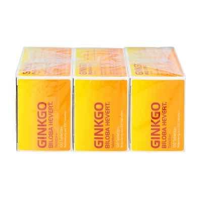 Ginkgo Biloba Hevert Tabletten  bei juvalis.de bestellen