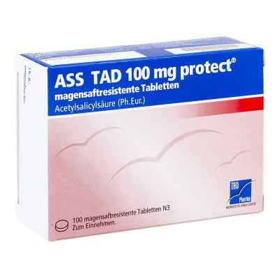 ASS TAD 100mg protect  bei juvalis.de bestellen