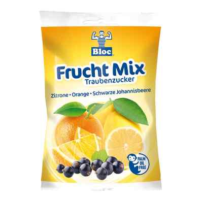 Bloc Traubenzucker Fruchtmix Beutel  bei juvalis.de bestellen