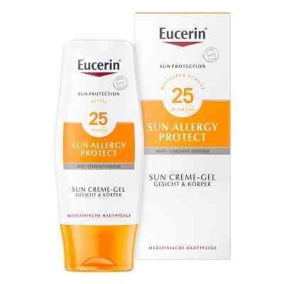 Eucerin Sun Allergie Schutz Creme-gel Lsf 25  bei juvalis.de bestellen