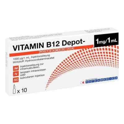 Vitamin B12 Depot Rotexmedica Injektionslösung  bei juvalis.de bestellen