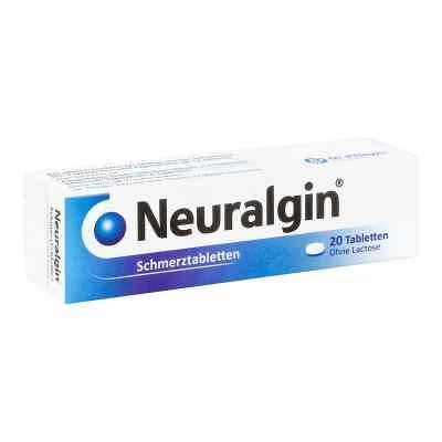Neuralgin Schmerztabletten 250mg/200mg/50mg  bei juvalis.de bestellen