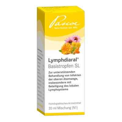 Lymphdiaral Basistropfen Sl  bei juvalis.de bestellen