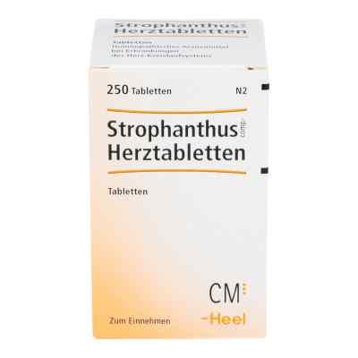Strophanthus Comp.herztabletten  bei juvalis.de bestellen