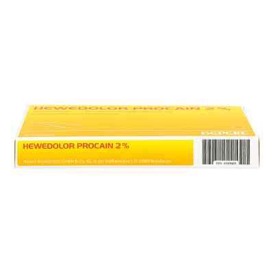 Hewedolor Procain 2% Ampullen  bei juvalis.de bestellen