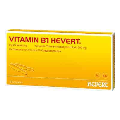 Vitamin B1 Hevert Ampullen  bei juvalis.de bestellen