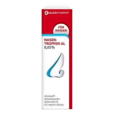 Nasentropfen AL 0,05%  bei juvalis.de bestellen