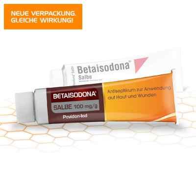 Betaisodona Salbe  bei juvalis.de bestellen