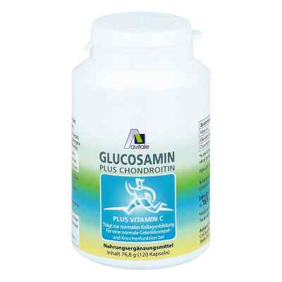 Glucosamin Chondroitin Kapseln  bei juvalis.de bestellen