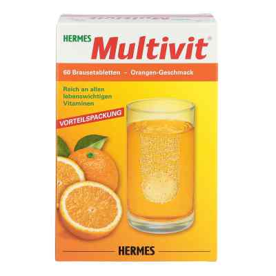 Hermes Multivit Brausetabletten  bei juvalis.de bestellen