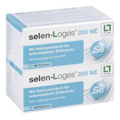 Selen Loges 200 Ne Tabletten  bei juvalis.de bestellen