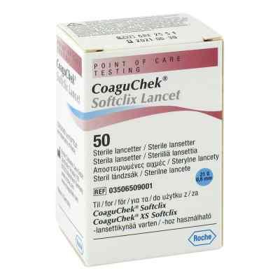 Coaguchek Softclix Lancet  bei juvalis.de bestellen