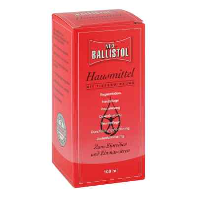 Neo Ballistol Hausmittel flüssig  bei juvalis.de bestellen