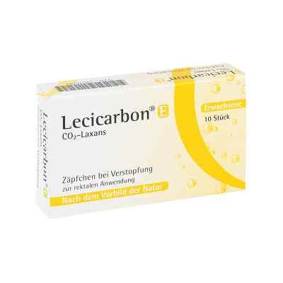 Lecicarbon E CO2-Laxans für Erwachsene  bei juvalis.de bestellen