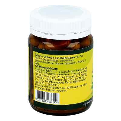 Chitosan Kapseln 480 mg  bei juvalis.de bestellen