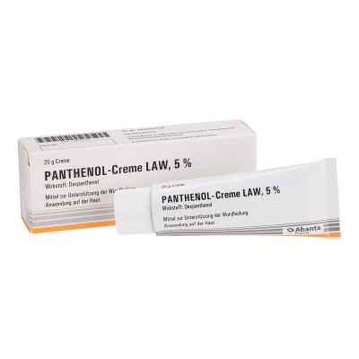 Panthenol-Creme LAW 5%  bei juvalis.de bestellen