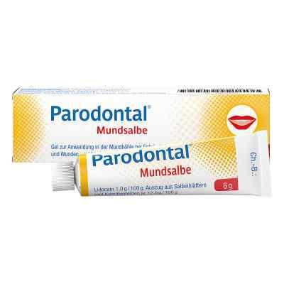 Parodontal Mundsalbe  bei juvalis.de bestellen