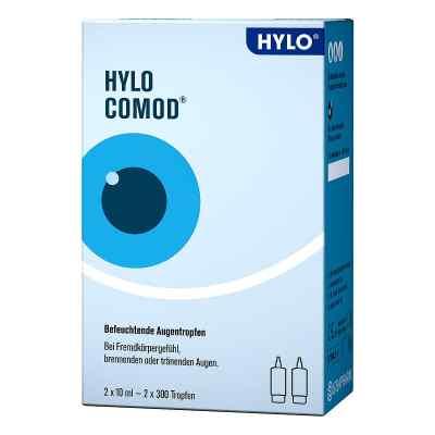 Hylo-comod Augentropfen  bei juvalis.de bestellen