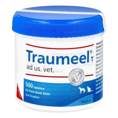 Traumeel T Tabletten für Hunde /Katzen  bei juvalis.de bestellen