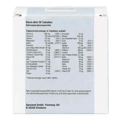 Basis Aktiv 28 Tabletten  bei juvalis.de bestellen