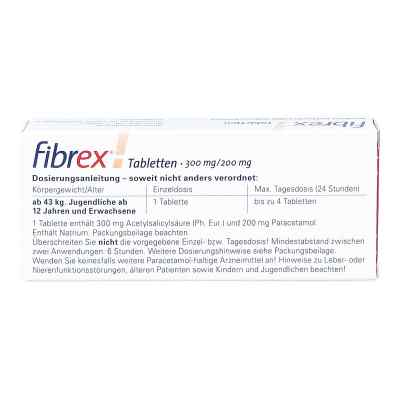 Fibrex 300mg/200mg  bei juvalis.de bestellen